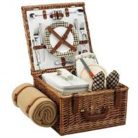 Buy cheap Picnic at Ascot - London Cheshire Basket for Two w BlanketItem #: 344503 product