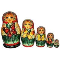 Buy cheap Butterfly Matryoshka Nesting Dolls from wholesalers