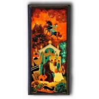 Buy cheap The Holy Trinity, Andrei Rublev - Kholui Lacquer Box from wholesalers