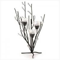 Buy cheap CRYSTAL TREE TEALIGHT HOLDER product