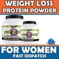 Buy cheap WOMEN PROTEIN POWDER WEIGHT LOSS LOSE FAT LOW CALORIE product