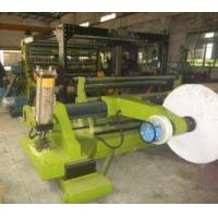 China Double drum center surface slitter rewinder paper converting machine on sale