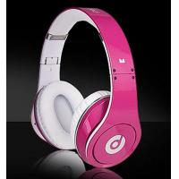 Buy cheap New Monster Beats By Dr. Dre Studio Headphones Pink from wholesalers