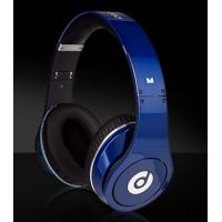 Buy cheap New Monster Beats By Dre Studio Limited Edition Headphones Blue from wholesalers