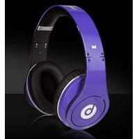 Buy cheap New Monster Beats By Dr. Dre Studio Headphones Purple from wholesalers
