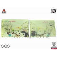 Buy cheap Wallet clear soft plastic id holders card holder product