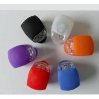Buy cheap safety light 2 leds rubber light from wholesalers