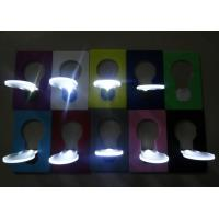 Buy cheap safety light mini card light from wholesalers