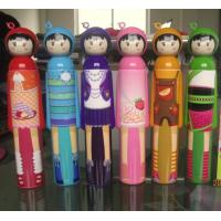 Buy cheap sourcing fruit doll shape umbrella from wholesalers