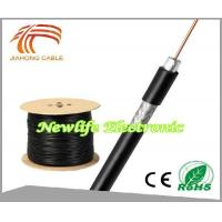 Buy cheap 1.63 CCS 60% Coverage PE RG11 Coaxial Cable product