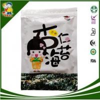 China Seasoned Seaweed SEAWEED CHIPS WITH APRICOT on sale