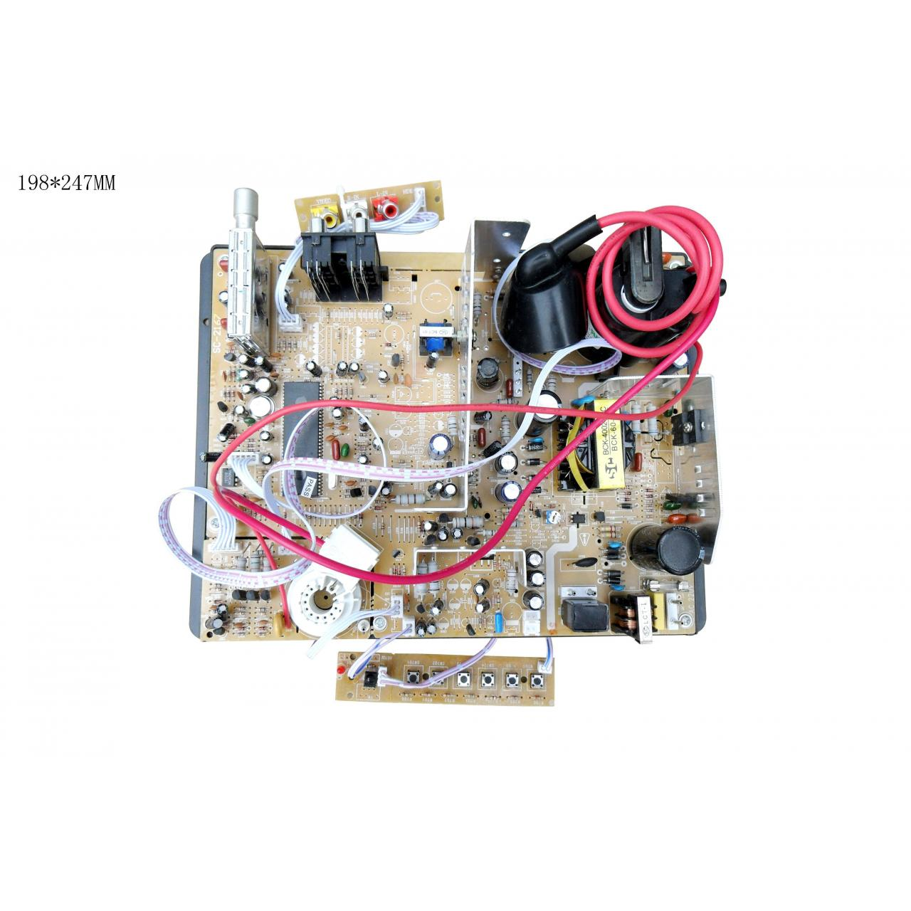 Buy cheap OTHERS PRODUCT 4-TV MAIN BOARD product