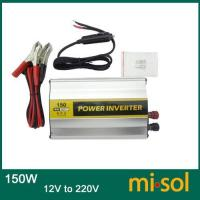 Buy cheap AU socket 150W Power inverter DC 12V to AC Adapter car charger laptop USB power supply product
