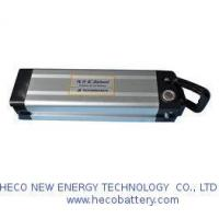 China White fish shape 36V 10ah lifepo4 battery pack for electric bike on sale