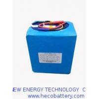 Buy cheap 20Ah 24V LiFePO4 Battery Pack For Electric Wheelchair / Scooter product