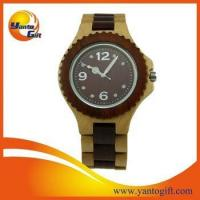 Men wooden watch