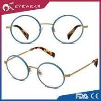 Buy cheap NEW ARRIVAL Wholesale handmade brand optical eyeglass frame product
