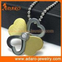 316L stainless steel charm pendant for men and women