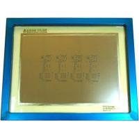 Buy cheap Laser Stainless Stencil Item:AS-ST-003 product