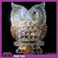 Manufacturers selling hot drilling design processing small wholesale sale new shiny stick drill owl