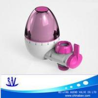 Egg shape water clarified filtration faucet water purifier water filter
