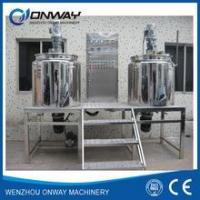 Buy cheap KQG Tilting Electric-Heating Jacketed Mixing Kettle product