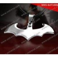 Buy cheap shiny polished batmen and nightwing stainless steel pendant product