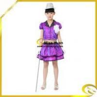 Buy cheap China manufacturer top quality lyrical latin dance clothes for kids product