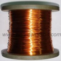 Buy cheap Enameled CCA wire Enameled CCA wire Enameled CCA wire product