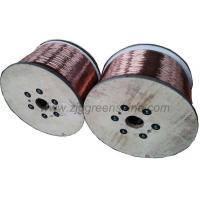 Buy cheap Copper Clad Al-Mg alloy wire Copper Clad Al-Mg al Copper Clad Al-Mg alloy wire (CCAM) product