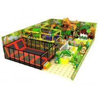 Theme of Indoor Playground Kids Playground Model:Fun Series