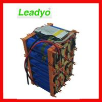 China 48V 20Ah LiFePO4 Battery Pack ,stored energy battery LY-F16S020 on sale