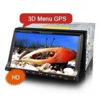Buy cheap Erisin ES708G Auto Radio GPS TV Blue/Red Button Lights product
