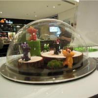 Buy cheap Large Clear Acrylic Dome from wholesalers
