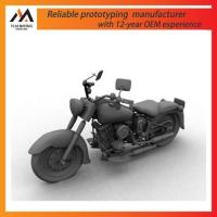 Model car High Precision China CNC Machining whole motorcycl