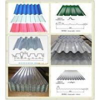 Different shapes of corrugated Roofing Sheet