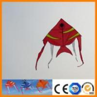 large patch work tropical fish kite for sale from weifang yuanfei kite factory