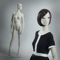 Buy cheap new design fashion female mannequins with base for window display from wholesalers