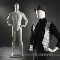 Buy cheap Full body wholesale lifelike abstract men mannequins for sale from wholesalers
