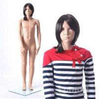 Buy cheap Hot selling fiberglass standing kid mannequin from wholesalers