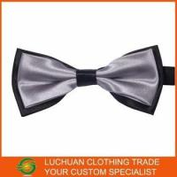 Buy cheap Best Selling Shiny Satin Man Bow Tie product