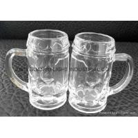 Buy cheap Glass Beer Stein 40ml mini glass beer stein from wholesalers