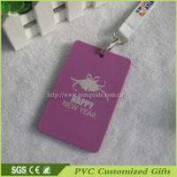 Buy cheap Factory Manufacture 100% Eco-friendly Personalized 3D Soft PVC Keychain from wholesalers