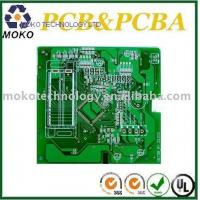 MKPCB89L162 Build up Double-sides HASL Public Control Main PCB board