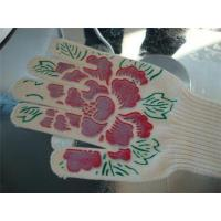 Buy cheap High temperature will change color when high temperature resistant gloves product