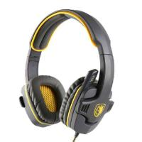 Buy cheap SADES SA-708 Zombie Version Stereo Headphone Computer Gaming Headset Microphone product