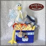 Buy cheap Special Delivery- Little Boy Gift Basket product