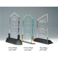 China Acrylic Awards Pop-In Frosted Acrylic Blanks on sale
