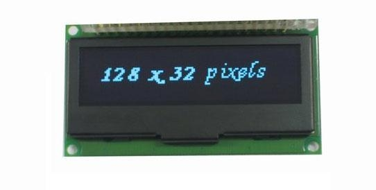 Quality Graphic OLED Displays 128x32 oled module for sale