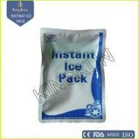 First aid with dry ice packs disposable instant cold packs ice pack